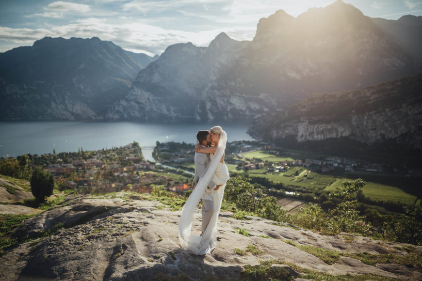 destination wedding photographer lake Garda 2