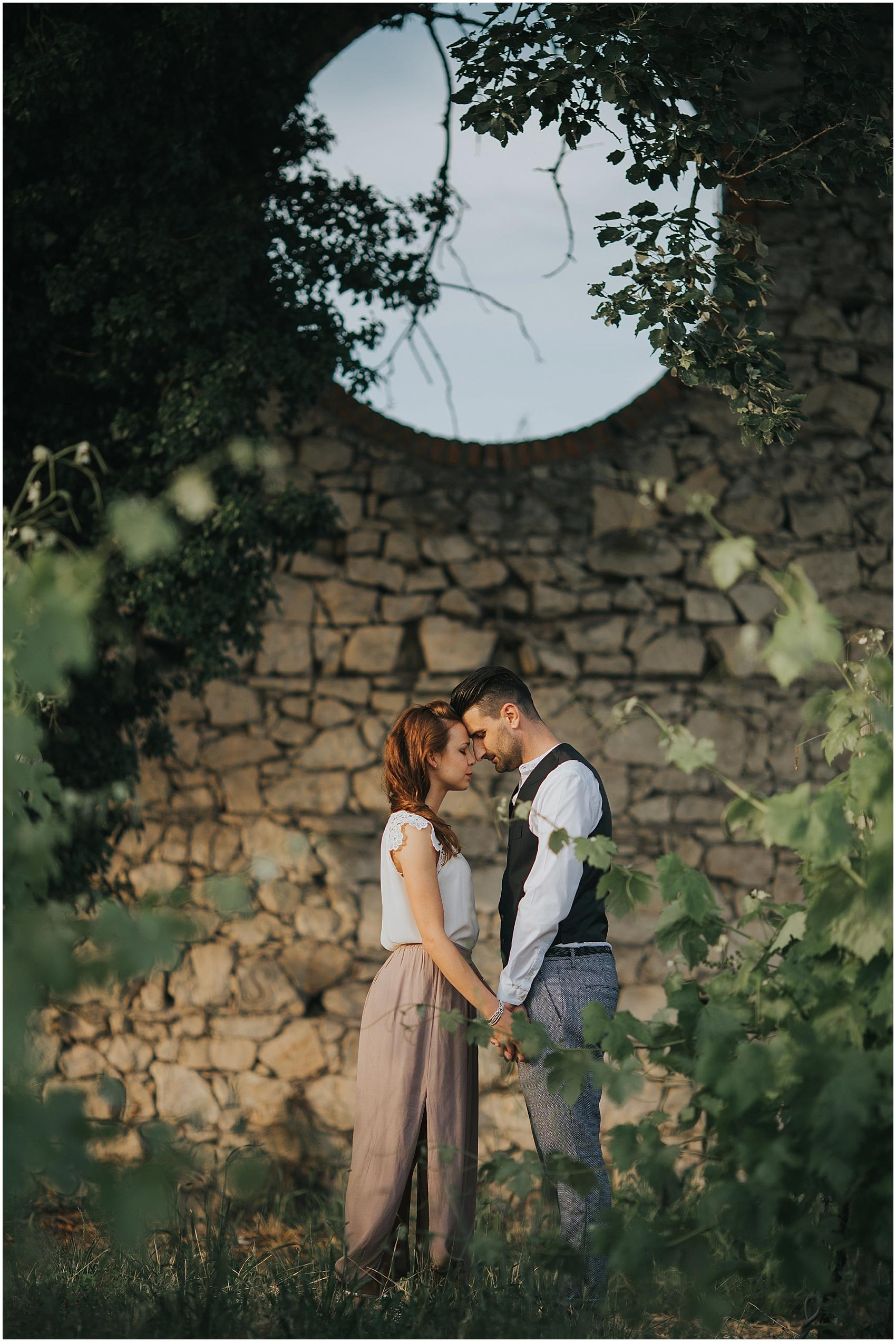 Destination Wedding phtotographer Italy - Engagement Verona