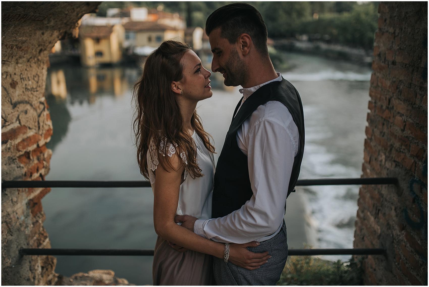 Destination Wedding phtotographer Italy - Engagement Verona_4237