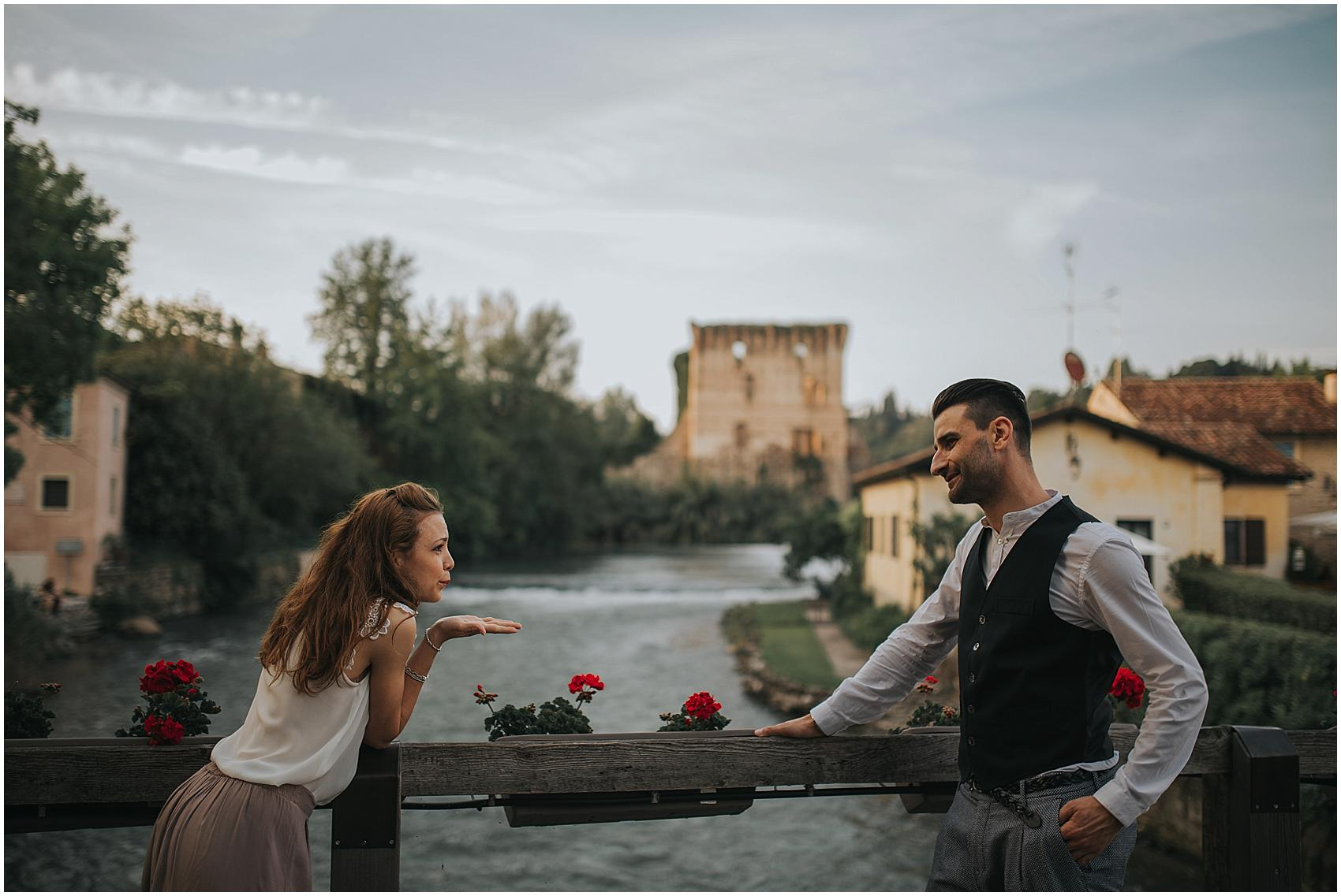 Destination Wedding phtotographer Italy - Engagement Verona_4240