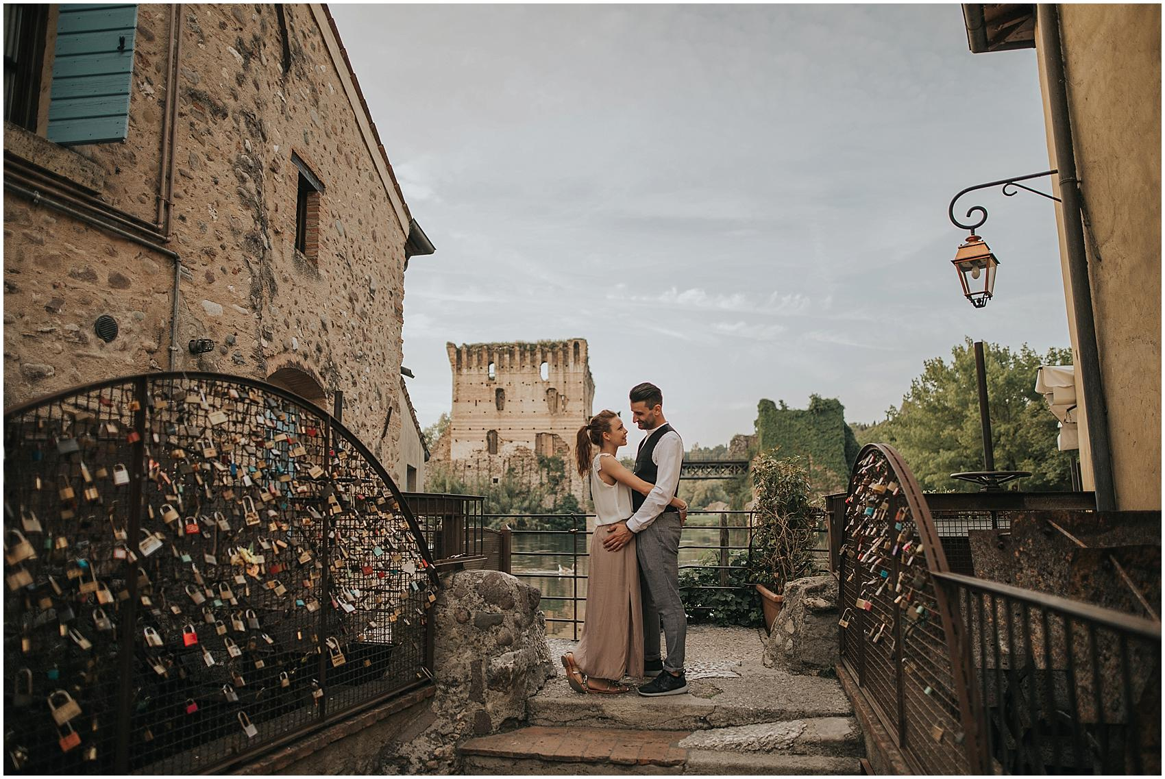 Destination Wedding phtotographer Italy - Engagement Verona_4247