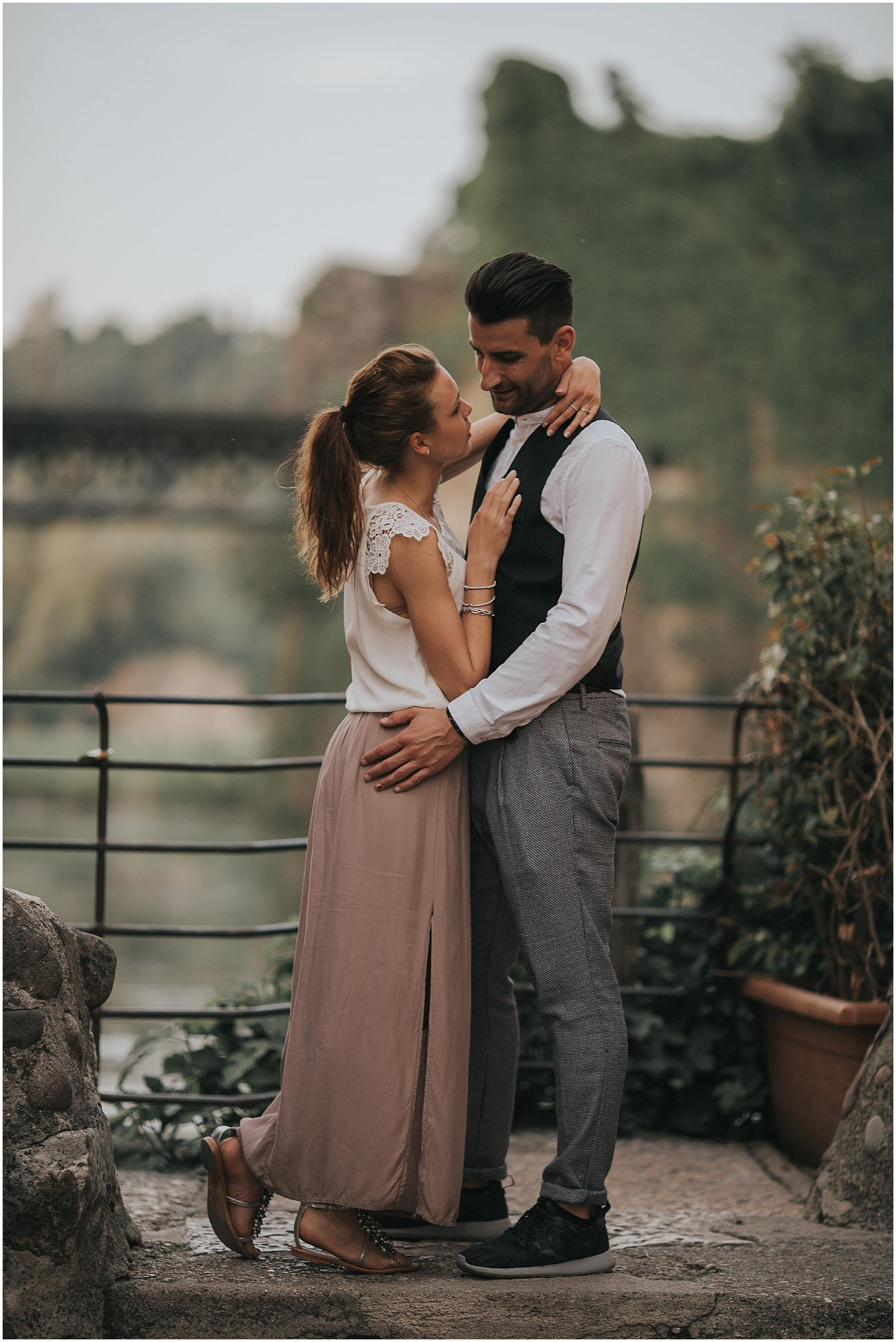Destination Wedding phtotographer Italy - Engagement Verona_4249