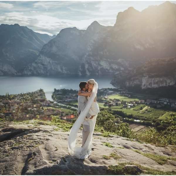 Destination Wedding on Lake Garda - Italy
