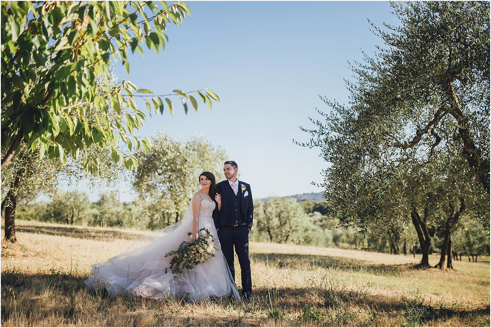 Wedding photographer Tuscany - villa Catignano
