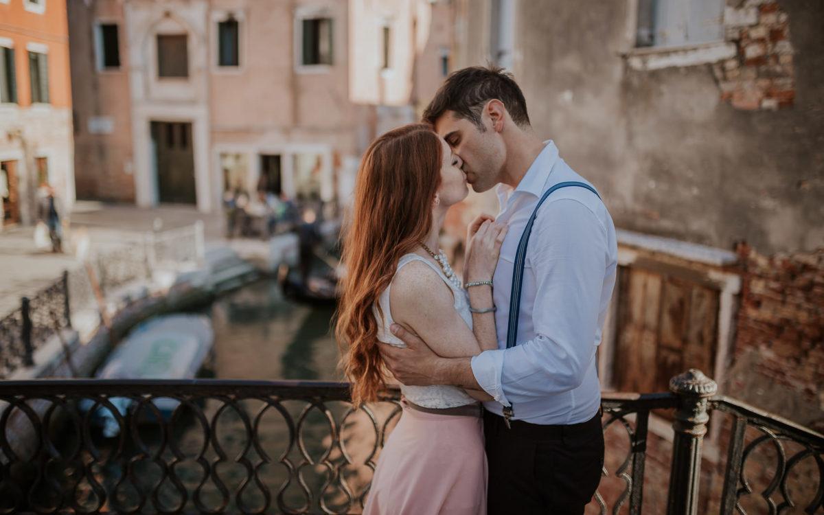Pre wedding in Venice