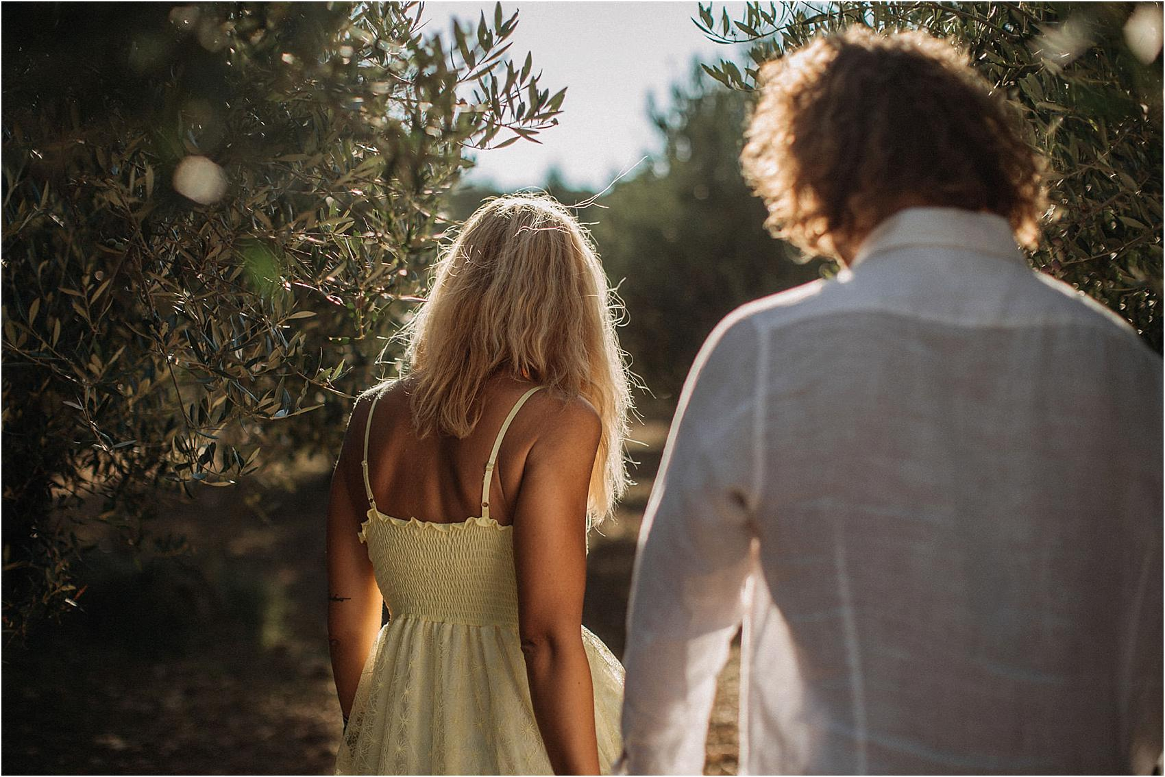 wedding photographer in Crete