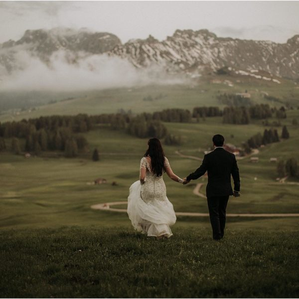 Elopement in the italian Dolomites