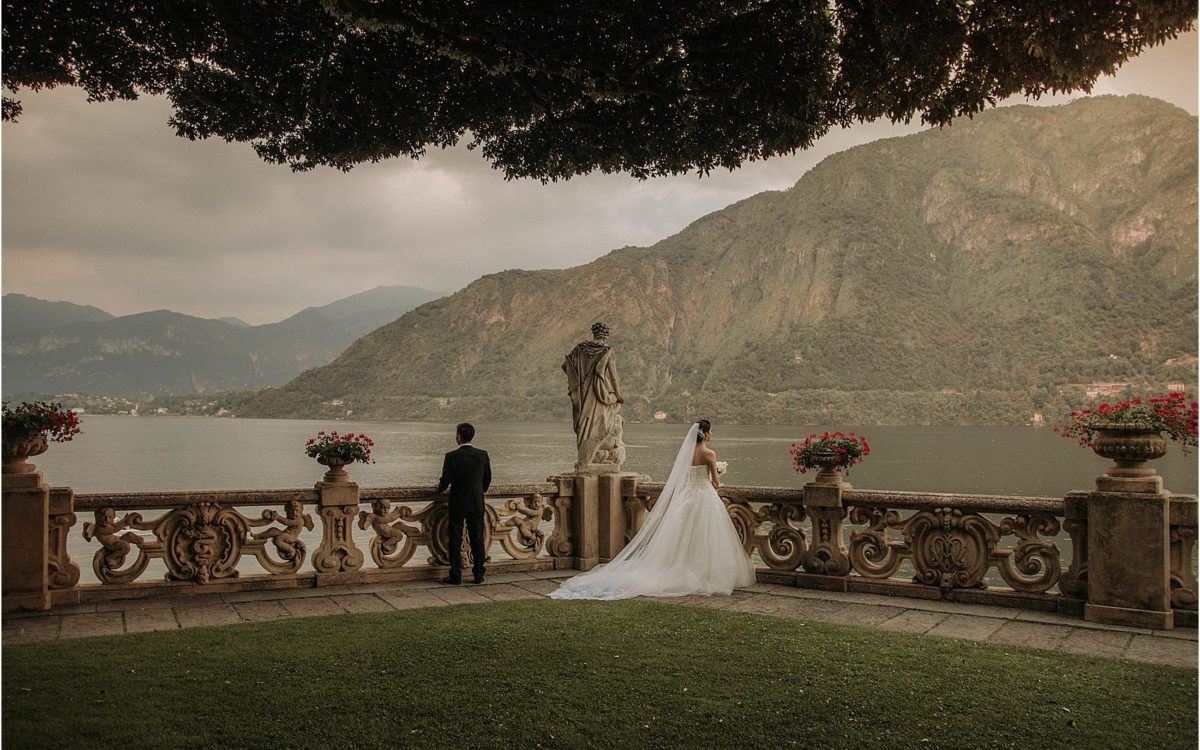 Wedding in Villa del Balbianello - Lake Como