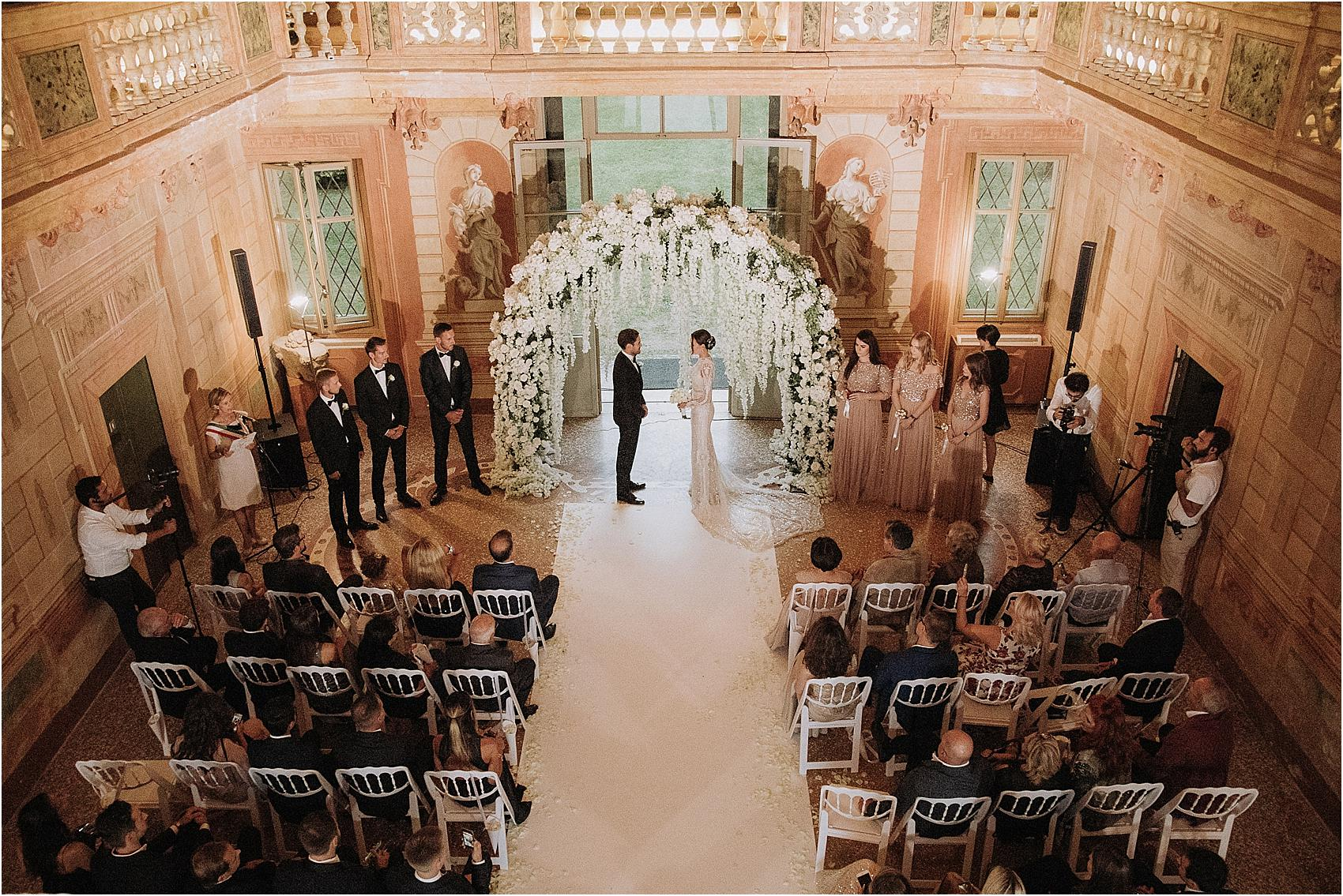 villa mosconi bertani wedding