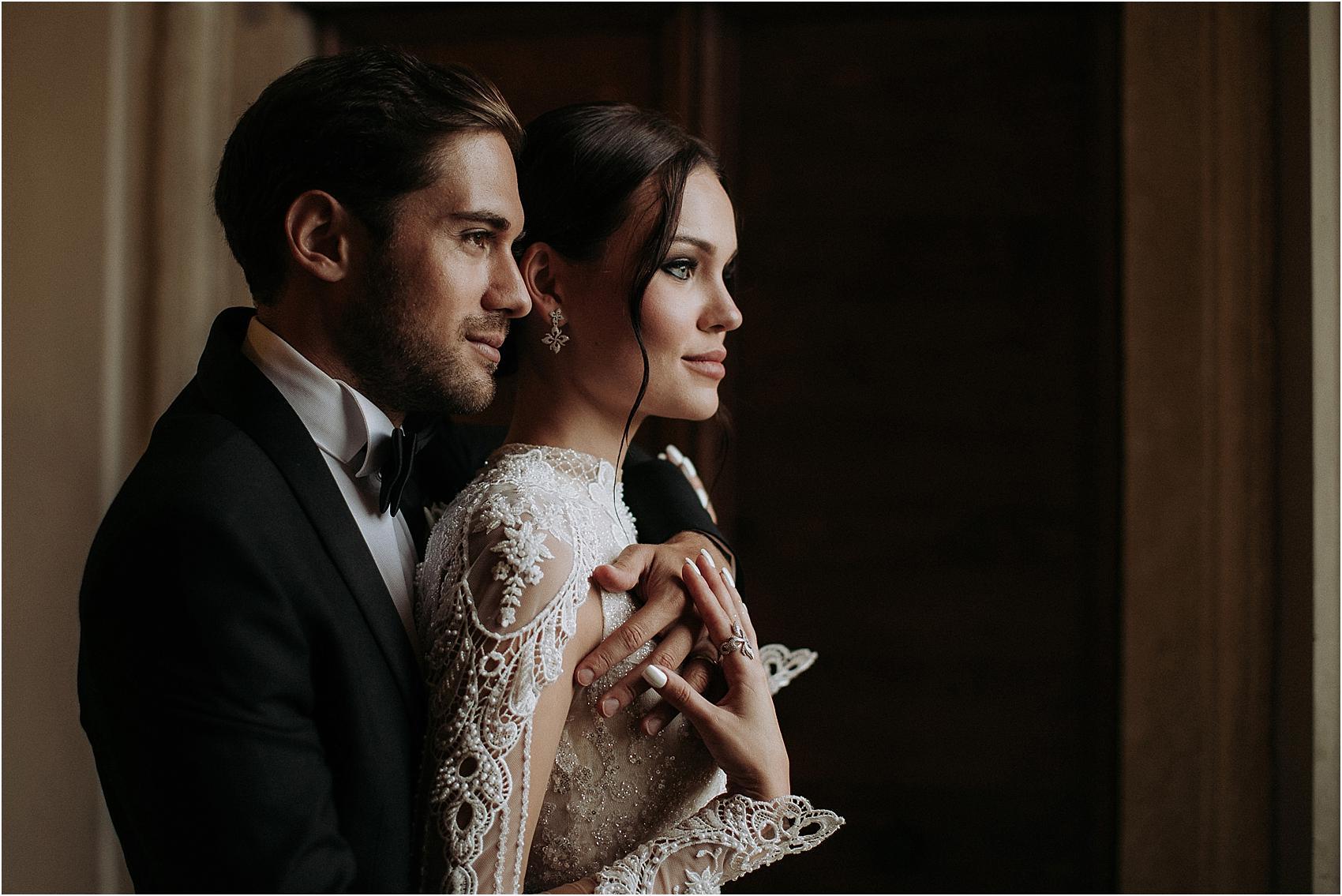 wedding in villa mosconi bertani