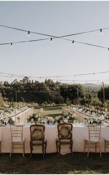 Wedding at Villa Medicea di Lilliano, Florence