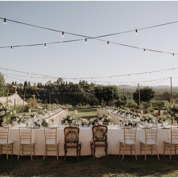 Wedding at Villa Medicea di Lilliano, Florence