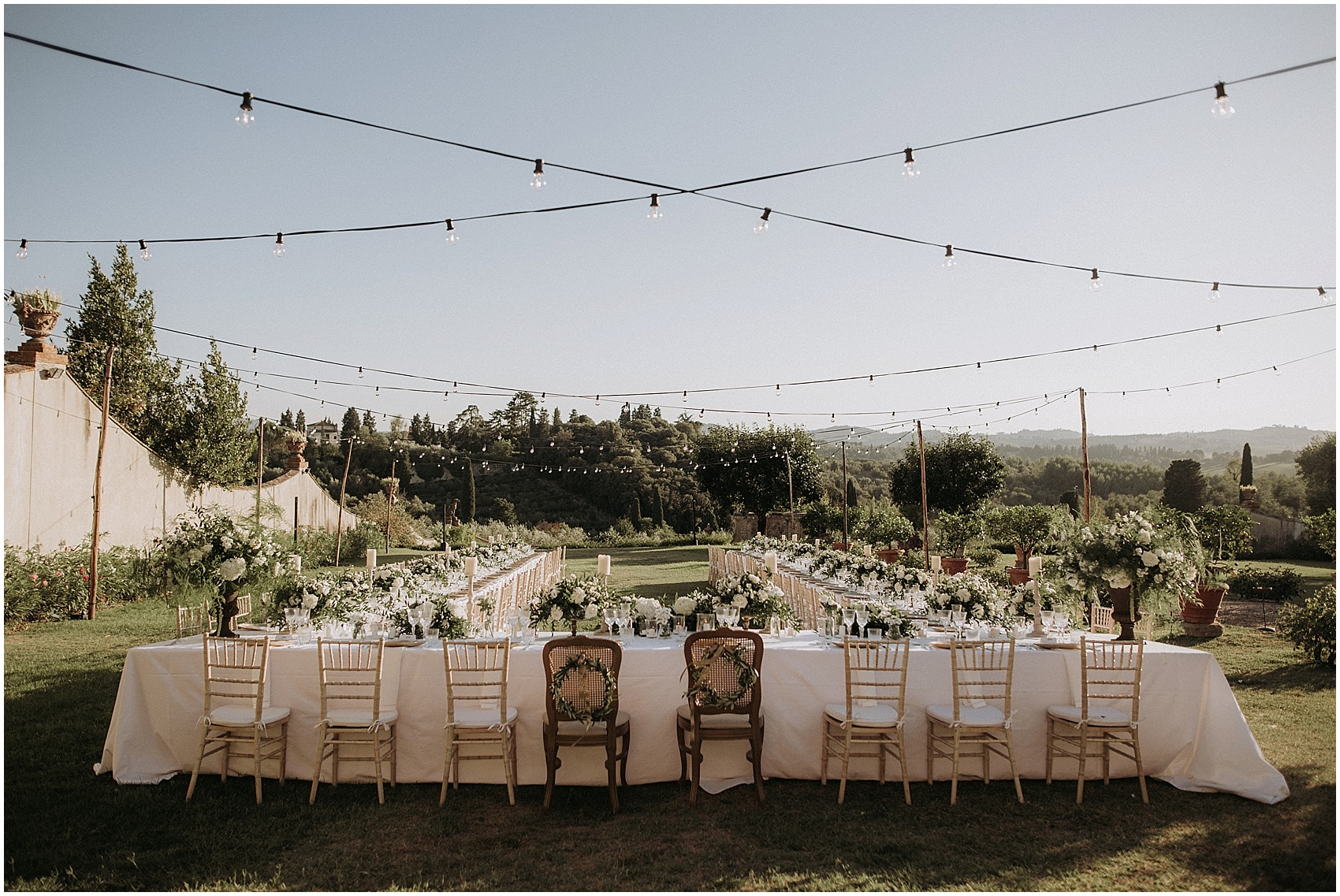 wedding at Villa Medicea di Lilliano Florence