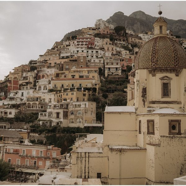 Couple photos in Positano, Amalfi Coast