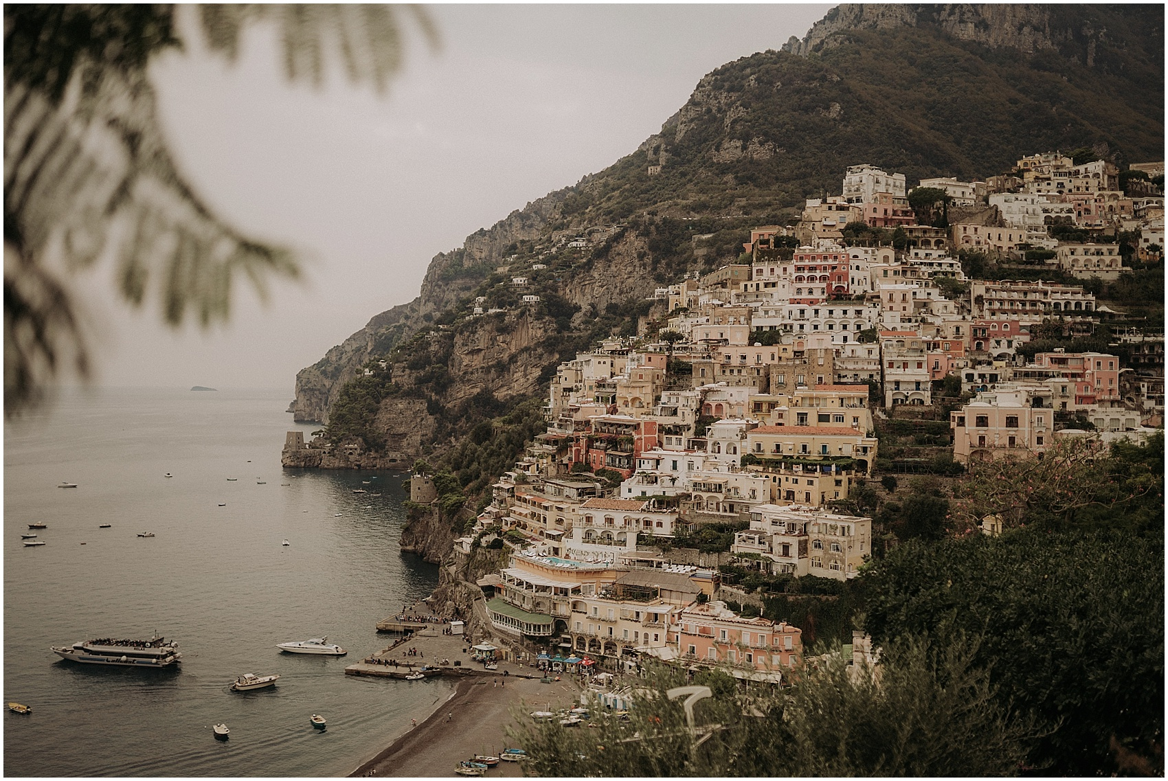 photographer in Positano
